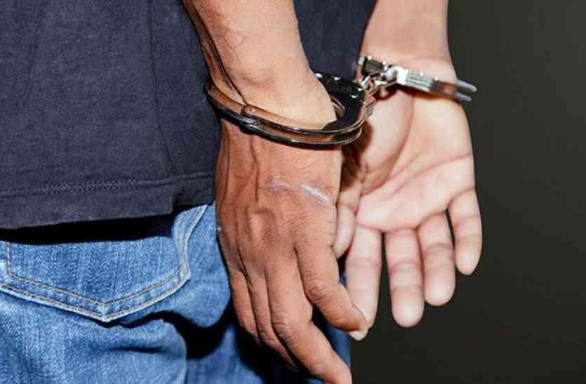 बांसवाड़ा : शराब के नशे में भाई की हत्या के आरोपित को इंदौर से दबोचा