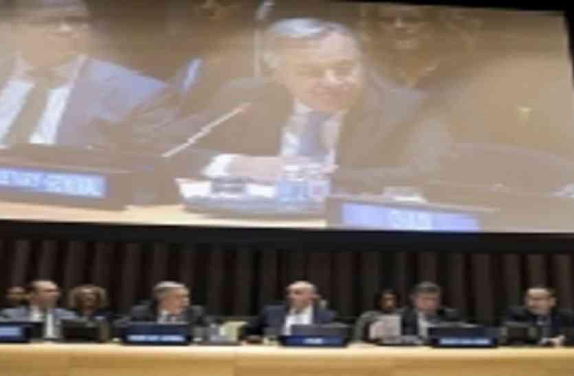 संयुक्त राष्ट्र ने की तारीफ, कहा-भारत जलवायु परिवर्तन के खिलाफ लड़ाई में प्रमुख हिस्सेदार
