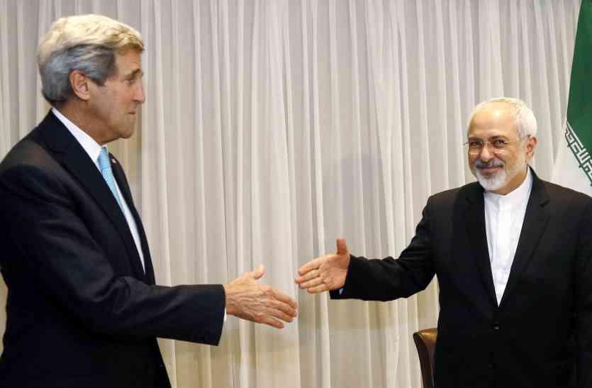 ईरान का अमरीका पर पलटवार, कहा परमाणु सौदे पर नहीं करेगा कोई बदलाव