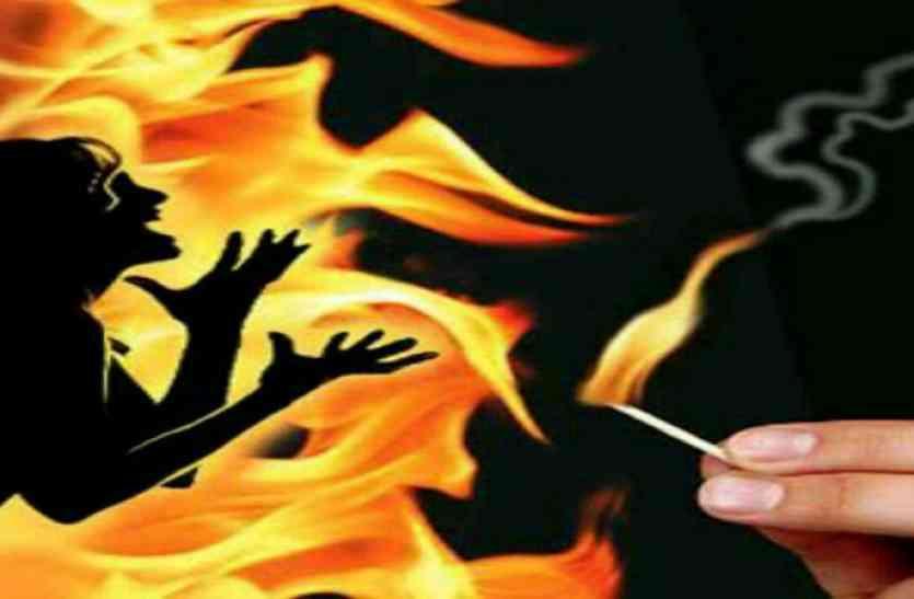 आधी रात में किशोरी की हत्या कर शव का जलाने का प्रयास, एसपी ने कहा जल्द होगा खुलासा