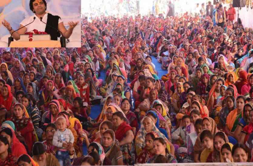 आत्म हत्या करना नपुंसकता, नहीं मिलती है मुक्ति: चिन्मयानंद बापू