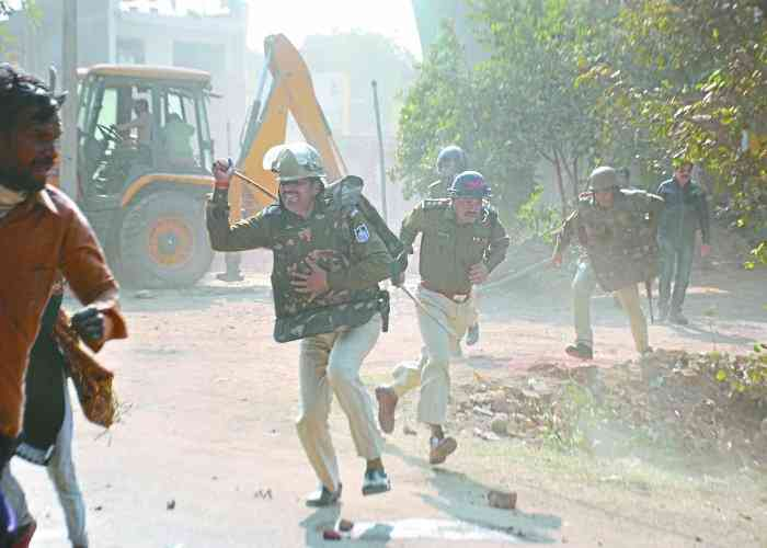police gwalior,