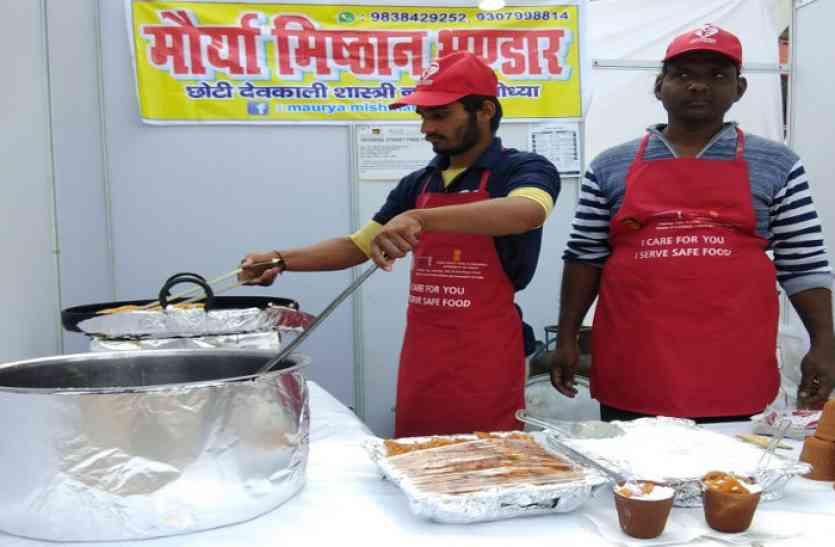 अयोध्या की जलेबी दही भारत के बेस्ट फूड में हुआ शामिल