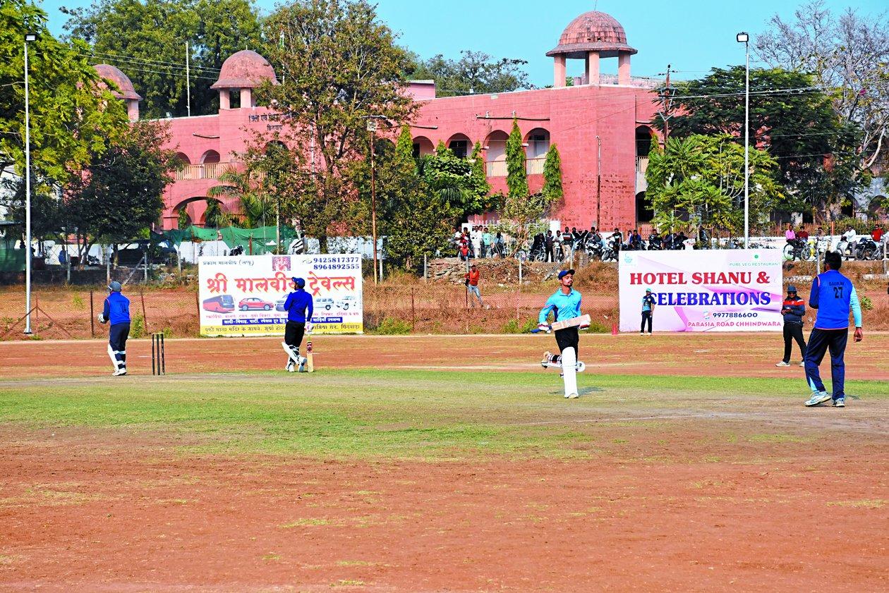 नागपुर ने इंदौर को 29 रनों से हराया