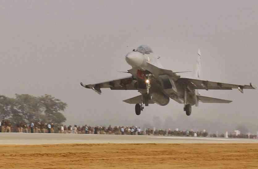 भोपाल में उतरा मिग 23 फाइटर एयरक्राफ्ट, आप भी चाहते हैं करीब से देखना तो यहां पहुंचे!