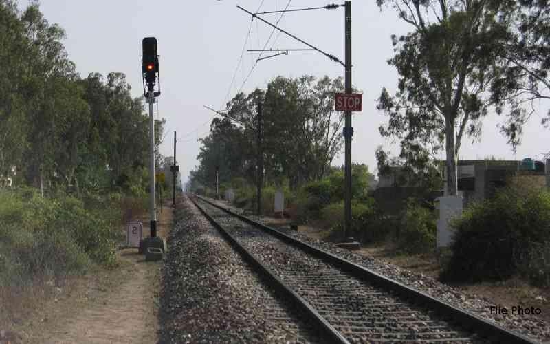 नक्सलियों ने पेड़ काटकर रेल मार्ग किया बाधित, फिर इन वारदातों को भी दिया अंजाम