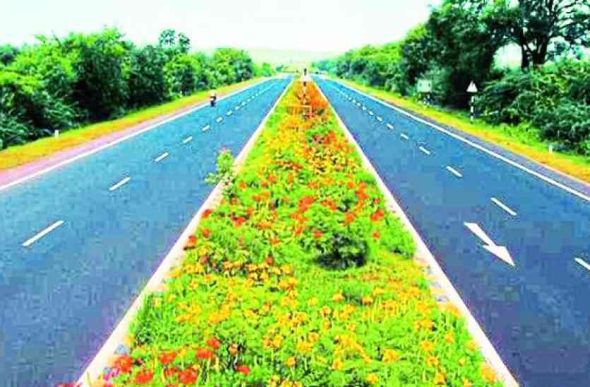 मीनाक्षी चौक से रसूलिया फाटक तक की रोड होगी फोरलेन