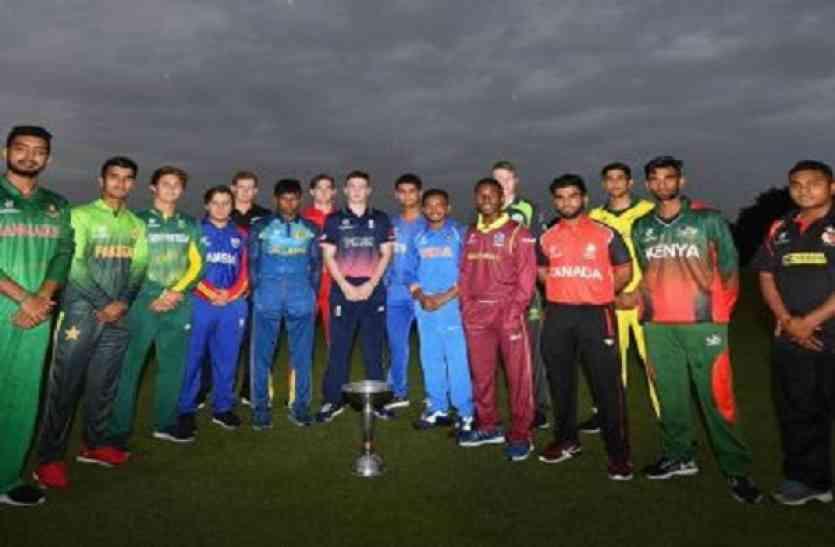 U19 WC: भारत के बाद इन दो दिग्गज टीमों ने भी जीत से की अपने सफर की शुरुआत