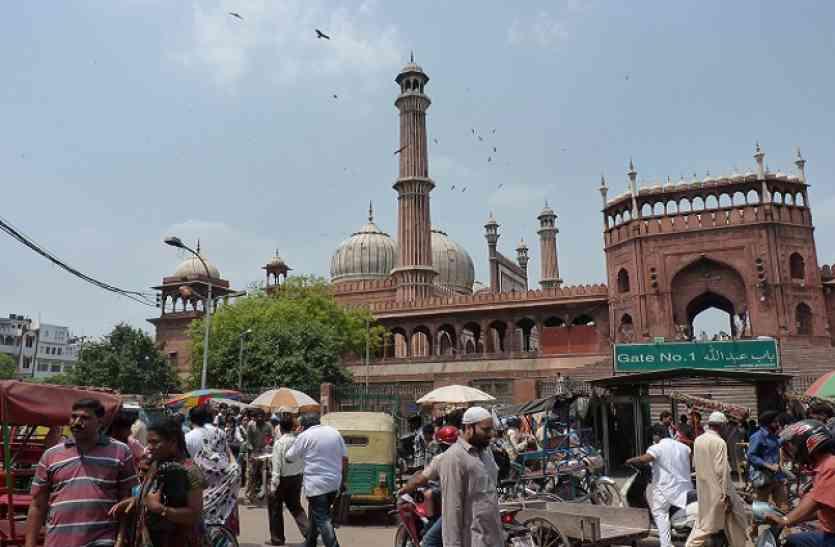 जामा मस्जिद इलाके में 3 संदिग्ध आतंकियों के छिपे होने की जानकारी, बढ़ाई गई सुरक्षा