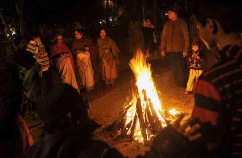 लोहड़ी की आग भडक़ी, स्कूल टीचर्स समेत सात झुलसे