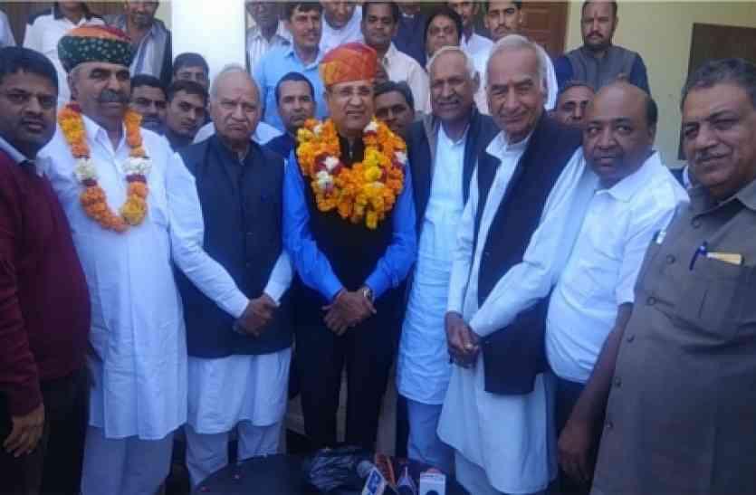 'जनता ने मानस बना लिया, प्रदेश में तीनों उप चुनाव कांग्रेस जीतेगी'