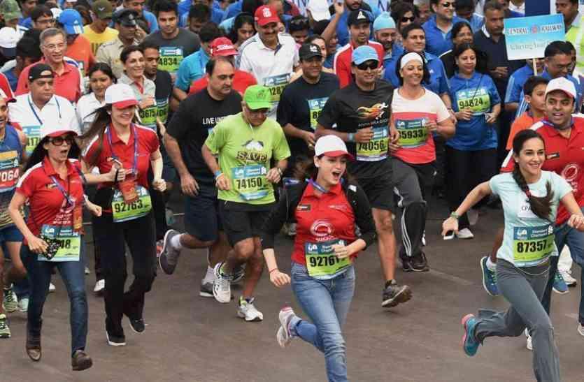मुंबई मैराथन में 15वीं बार हिस्सा लेगा 75 वर्षीय ये एथलीट