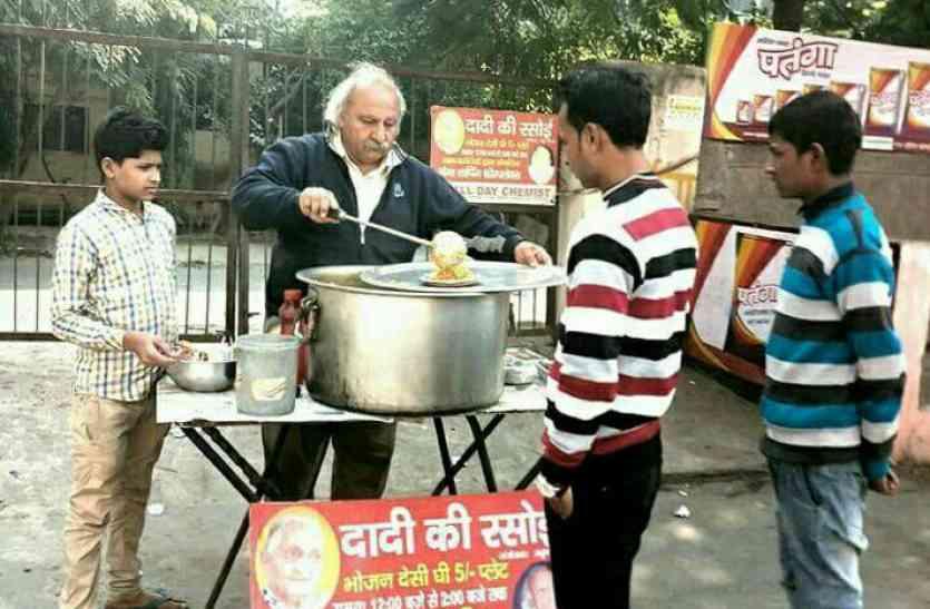 गरीबों के लिए मसीहा बने अनूप खन्ना, हर दिन हजारों जरूरतमंदों को कराते हैं भोजन