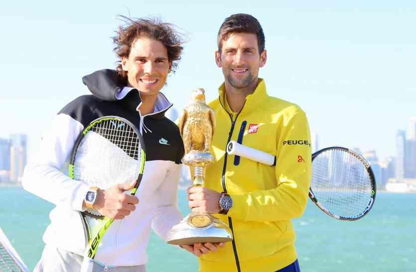 Australian Open : नई शुरुआत करना चाहते हैं नडाल वहीं नई तरह से सर्विस करेंगे जोकोविक