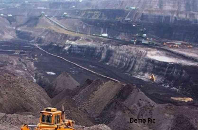कोरबा की SECL माइंस में कोयला काटते समय पत्थर गिरा, एक की मौत, दो गंभीर