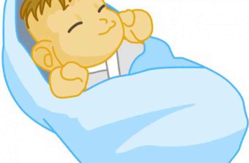अविवाहित युवती ने जन्मा 7 माह का मृत बच्चा