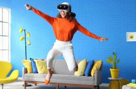 CES 2018 : लेनोवो ने उतारे ड्यूल कैमरा के साथ VR हेडसेट