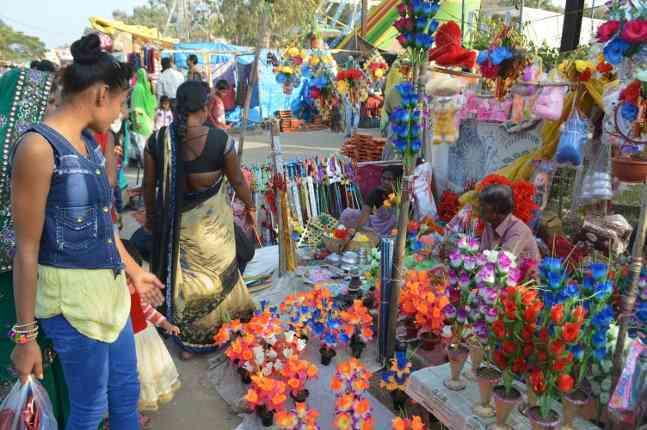 Photo: Makar Sankranti took place on the fair