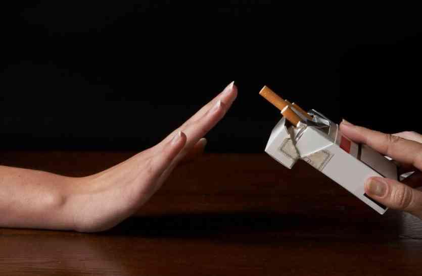 सिगरेट छोड़ते ही शरीर खुद की मरम्मत करने लगेगा