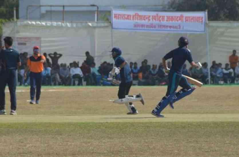 दशरथ सिंह झाला स्मृति क्रिकेट प्रतियोगिता  में जोधपुर ने झालावाड़ को हराया