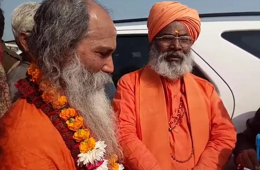 मोदी के सपनों पर खरा नहीं उतरने के कारण हटाया गया उमा भारती को - साक्षी महाराज