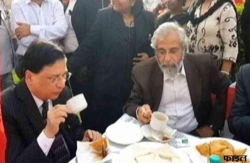 CJI ने जजों के साथ ली चाय की चुस्की, बार काउंसिल ने कहा-जजों का विवाद घर की बात थी