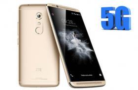जल्द पुरानी बात हो जाएगा 4G फोन, अगले महीने ZTE ला रही Gigabit 5G स्मार्टफोन