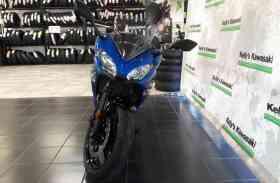 देखिए भारत में लॉन्च हुई Kawasaki Ninja 650 ABS Blue की खास तस्वीरें