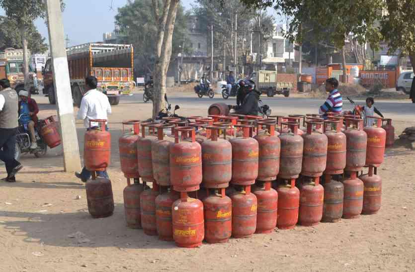 राजस्थान में गैस एजेन्सियां कर रही जनता की जान से खिलवाड़