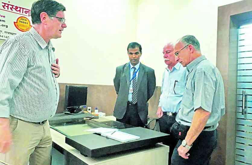 उदयपुर में दुग्धदान के लिए समर्पण को देख इजराइली दल रह गया अचंभित, कही ये खास बात