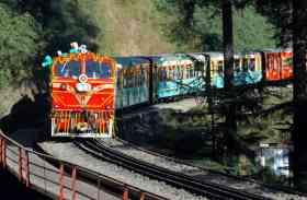 रेल बजट 2018: आगरा से भरतपुर के लिए हेरिटेज शटल ट्रेन की मांग