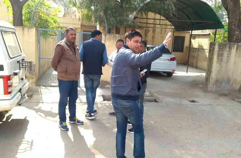 अलवर में भ्रष्टाचार निरोधक ब्यूरो ने की बड़ी कार्रवाई, इस अधिकारी के उड़े होश, देखें विडियो
