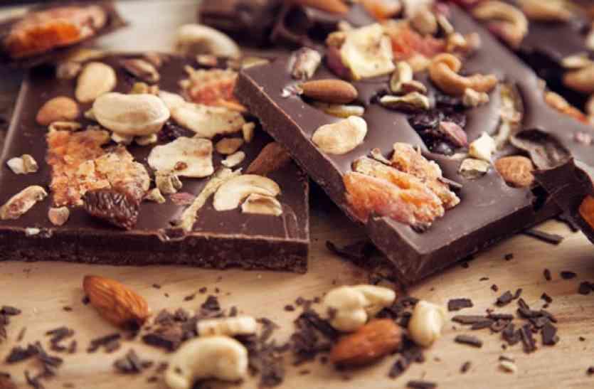 बच्चों को खिलाएं घर में बनी चॉकलेट