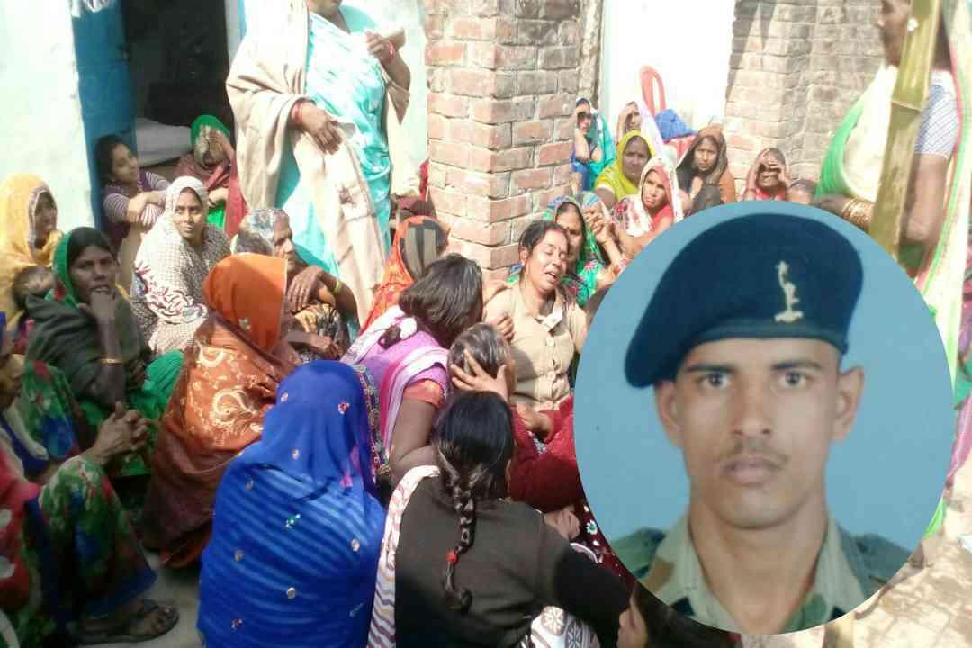 Martyr Chandan Rai Martyred