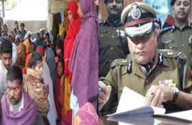 डकैती की वारदातों से हुआ यूपी डीजीपी ओपी सिंह का स्वागत, मलिहाबाद में तीसरी डकैती, एक की हत्या