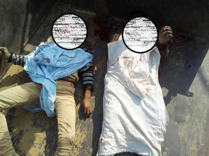 two people death in mirzapur