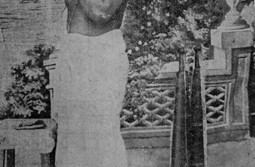 चंद्रशेखर आज़ाद की पहली तस्वीर कैद करने वाले मास्टर रूद्र नारायण की कहानी