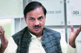 केन्द्रीय मंत्री महेश शर्मा का बड़ा बयान, कहा- दिल्ली में बढ़ती आबादी का बोझ संभालेगा यूपी का यह जिला