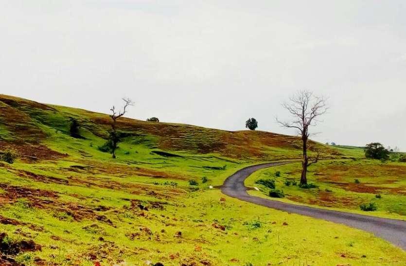 उगते और ढलते सूरज के बीच दिखेगा बांधवगढ़ किले का नजारा, इस पहाड़ी में रहता है बाघों का पहरा