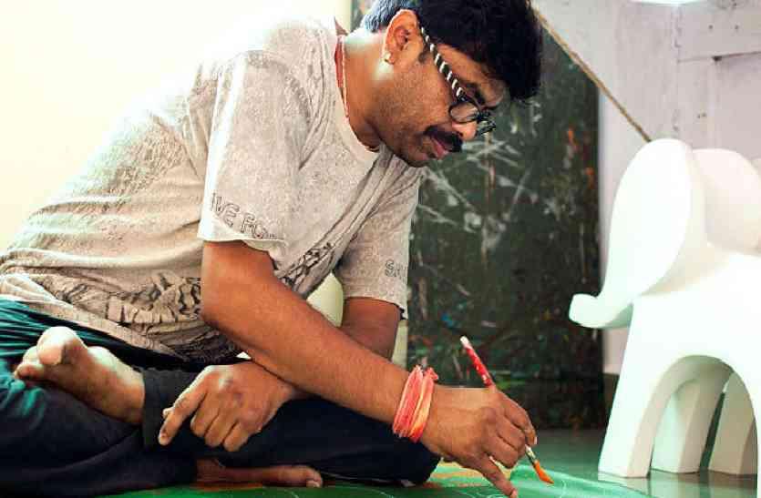 achievement: गोंड कला संस्कृति के संवाहक भज्जू श्याम को मिलेगा पद्मश्री अवार्ड