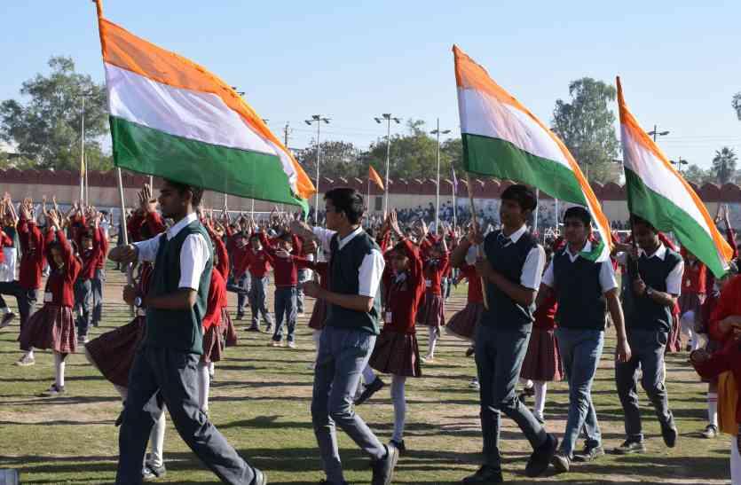 गणतंत्र दिवस कल, उदयपुर में संभागीय आयुक्त करेंगे ध्वजारोहण, 81 होंगे सम्मानित