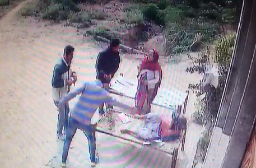 मेरठः मां-बेटे की हत्या से पहले चुनावी रंजिश में कर दी गई थी महिला के पति की भी हत्या