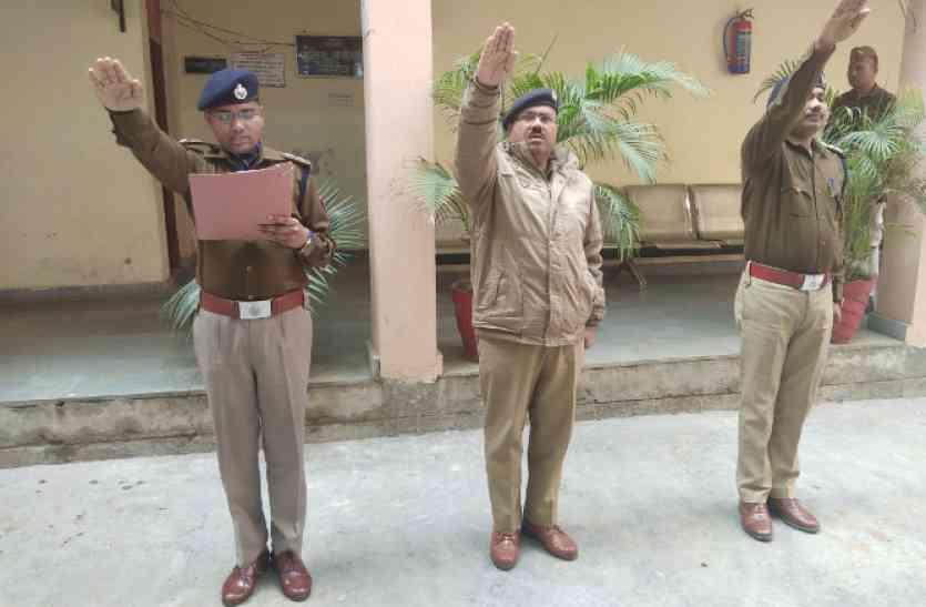 राष्ट्रीय मतदाता दिवस पर दिलाई गई मताधिकार प्रयोग करने की शपथ, जिले में हुए कई कार्यक्रम