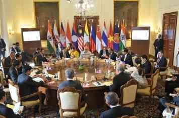 भारत-आसियान संबंधों पर चीन का सकारात्मक रुख, कहा- कोई आपत्ति नहीं