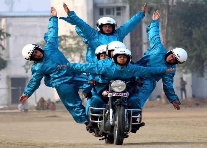 BSF महिला जांबाज टीम