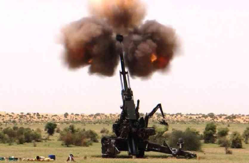 indian army  के लिए जबलपुर में बन रहीं विशेष तोपें