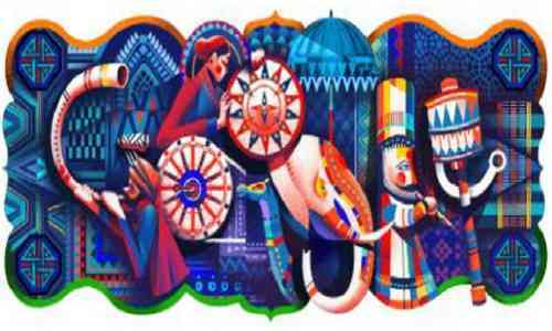 google doodle 2018