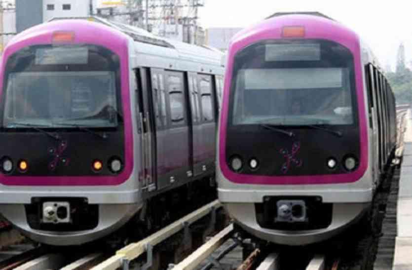 योगी सरकार ने मेरठ को दिया बड़ा तोहफा, शहर में दौड़ेगी मेट्रो ट्रेन