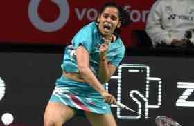 बैडमिंटन : इंडोनेशिया मास्टर्श के फाइनल में पहुंची सायना नेहवाल, सात्विक-चिराग की जोड़ी बाहर