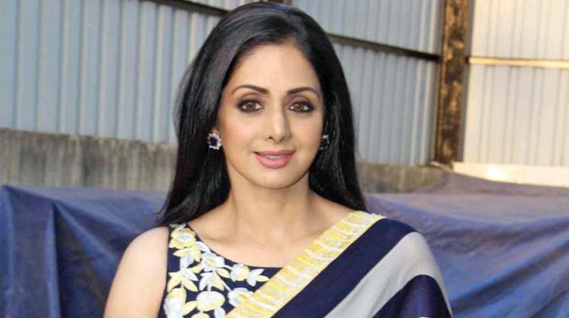 बॉलीवुड अभिनेत्री श्री देवी का हुआ निधन